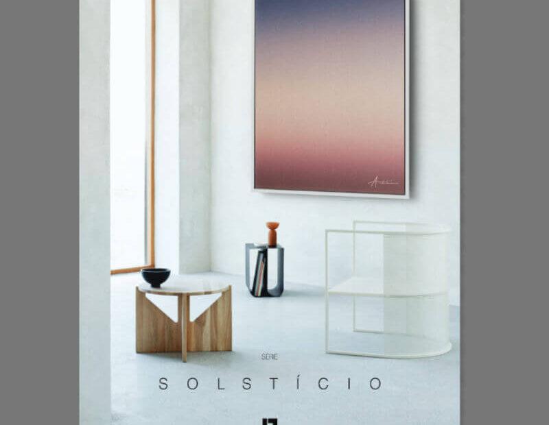 Catálogo Série Solstício Annike Limborço - Ligia Testa Espaço de Arte
